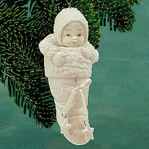 Snowbaby In My Stocking Orname