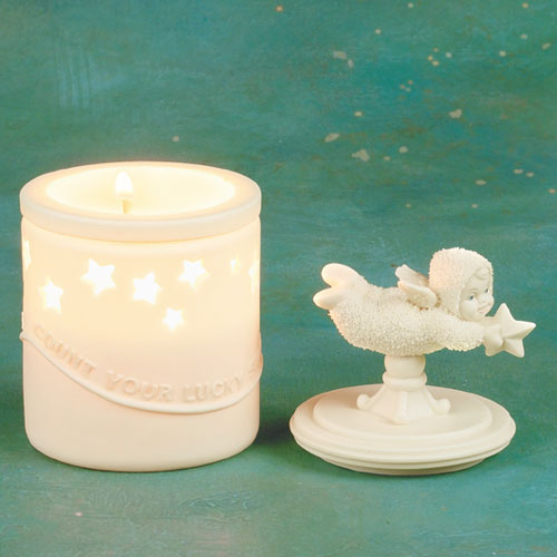 Count Your Lucky Stars Candle