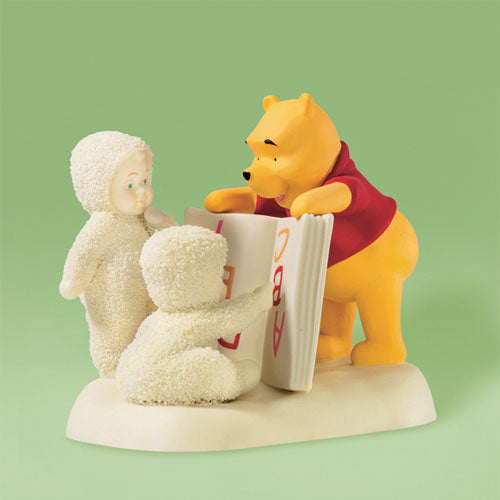 Reading Is Fun With Pooh