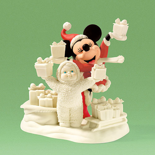 Look What We Have For Mickey!