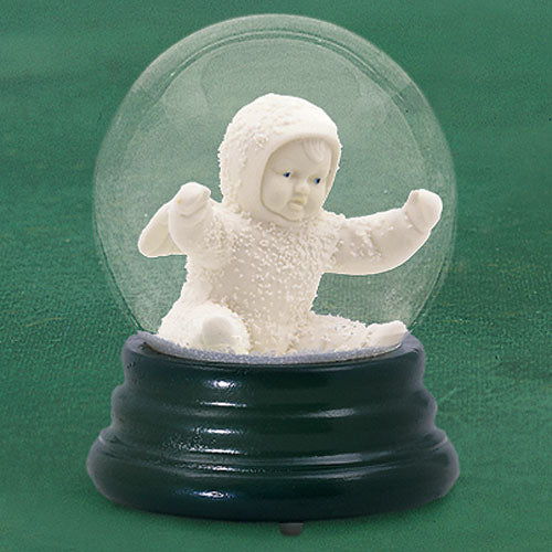 Snowbaby With Wings Waterglobe