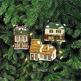 Christmas Carol Cottages