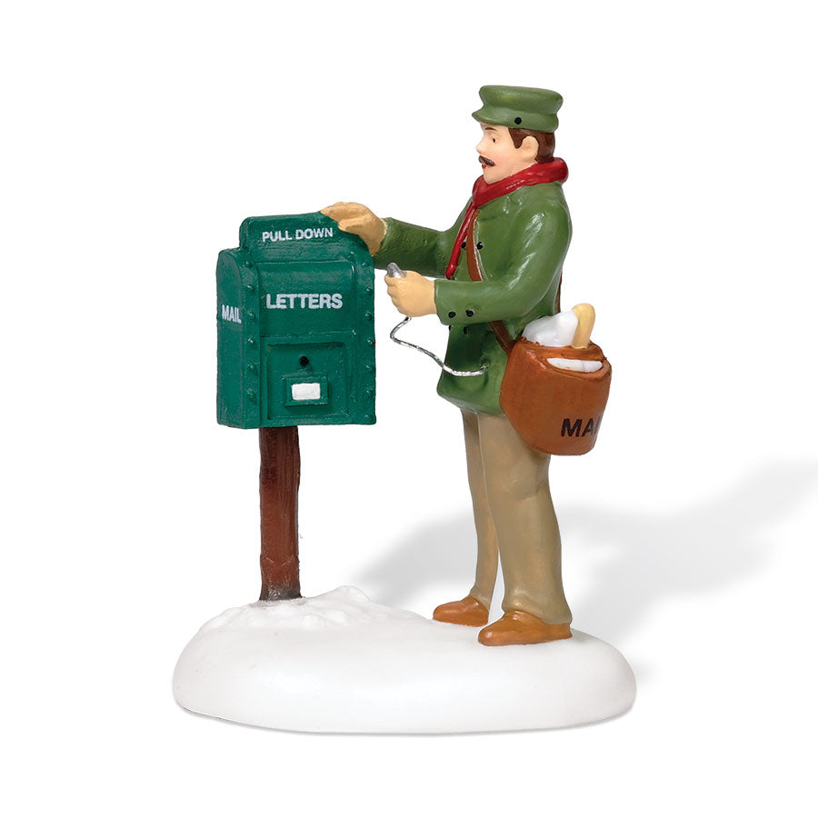 Collecting The Mail