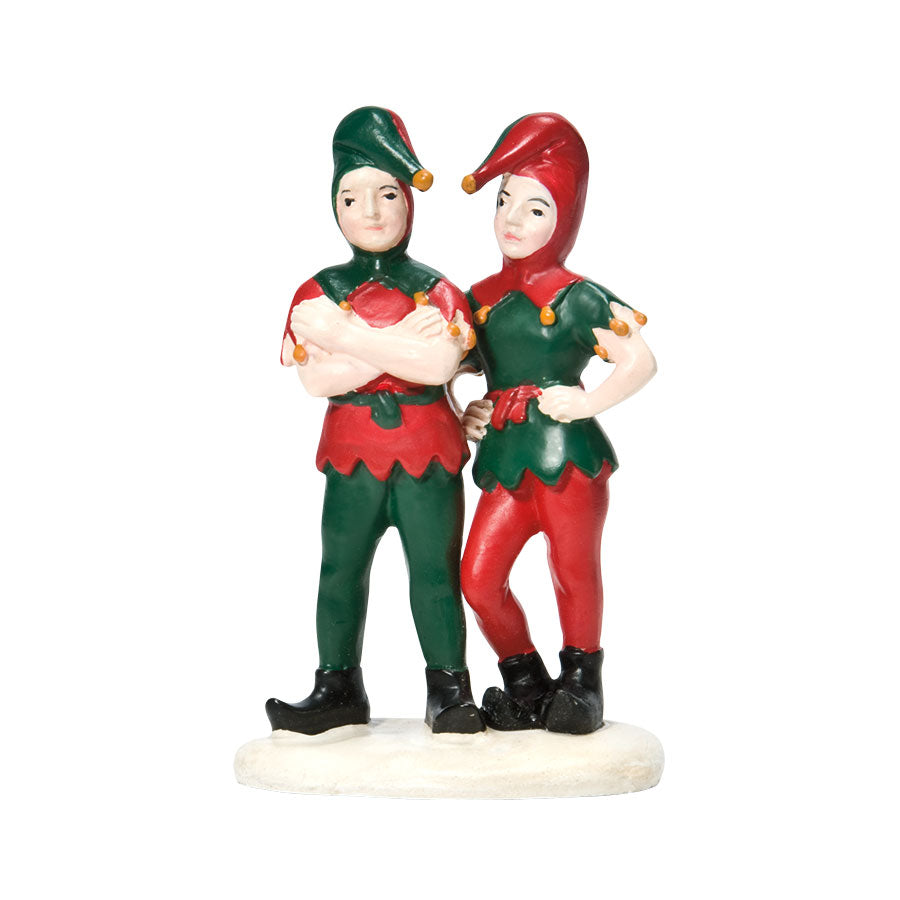 Department Store Elves