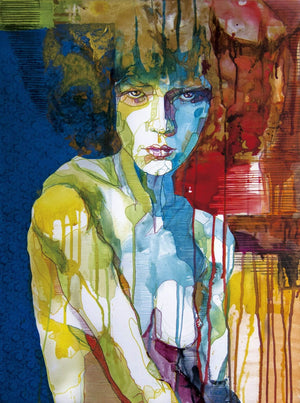 "Karmen Kraft Original Artwork Original Artwork ""Tanja"""