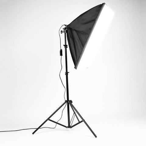 Photography Photo Studio Light Stand with Flash Umbrellas Reflector