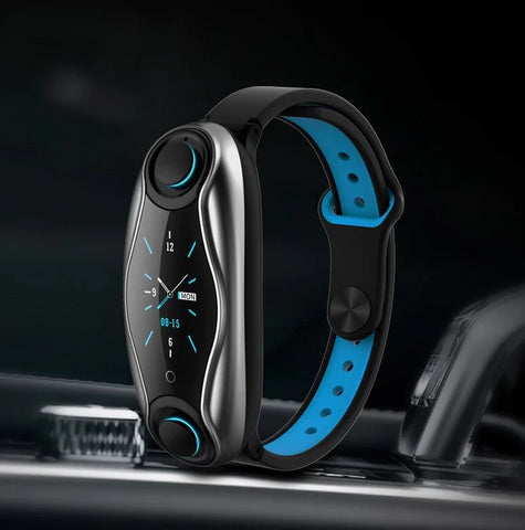 Smart Watch with ear buds