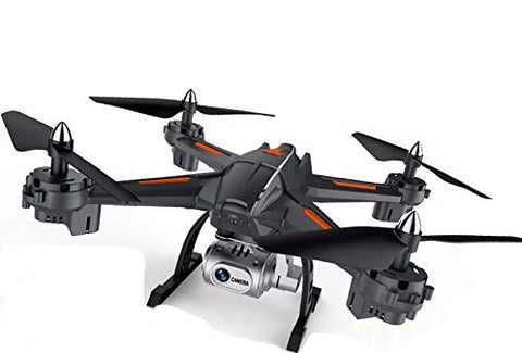 Wide-Angle RC Quadcopter