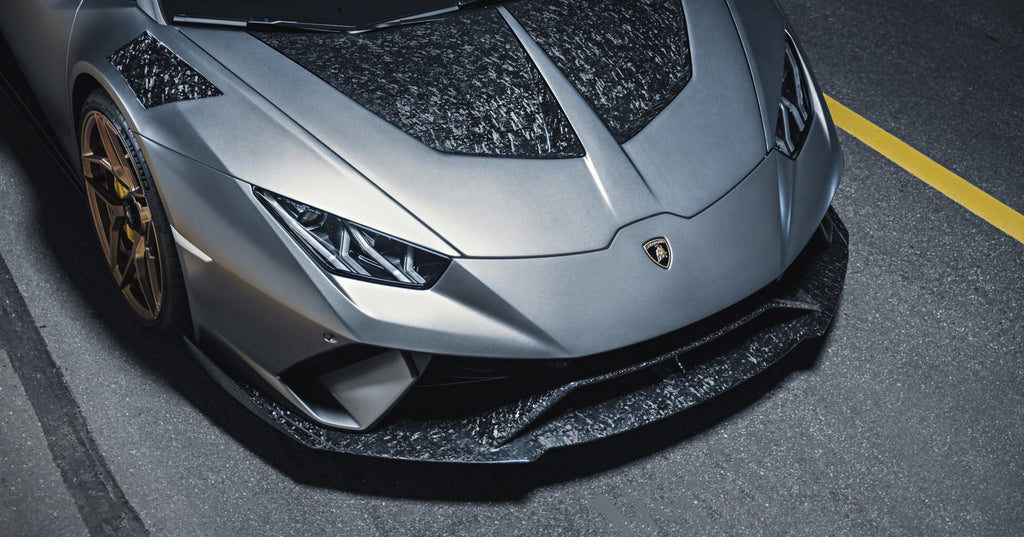 1016 Industries – Lamborghini Huracan Performante Front Splitter