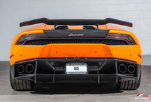 Load image into Gallery viewer, 1016 Industries – Lamborghini Huracan LP610 Renato Tall V2 Rear Wing, Stands