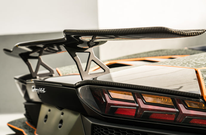 1016 Industries – Lamborghini Aventador S LP740 Rear Wing
