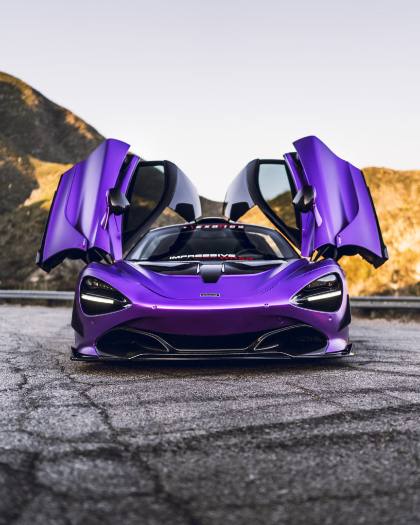 1016 Industries – McLaren 720s Front Lip