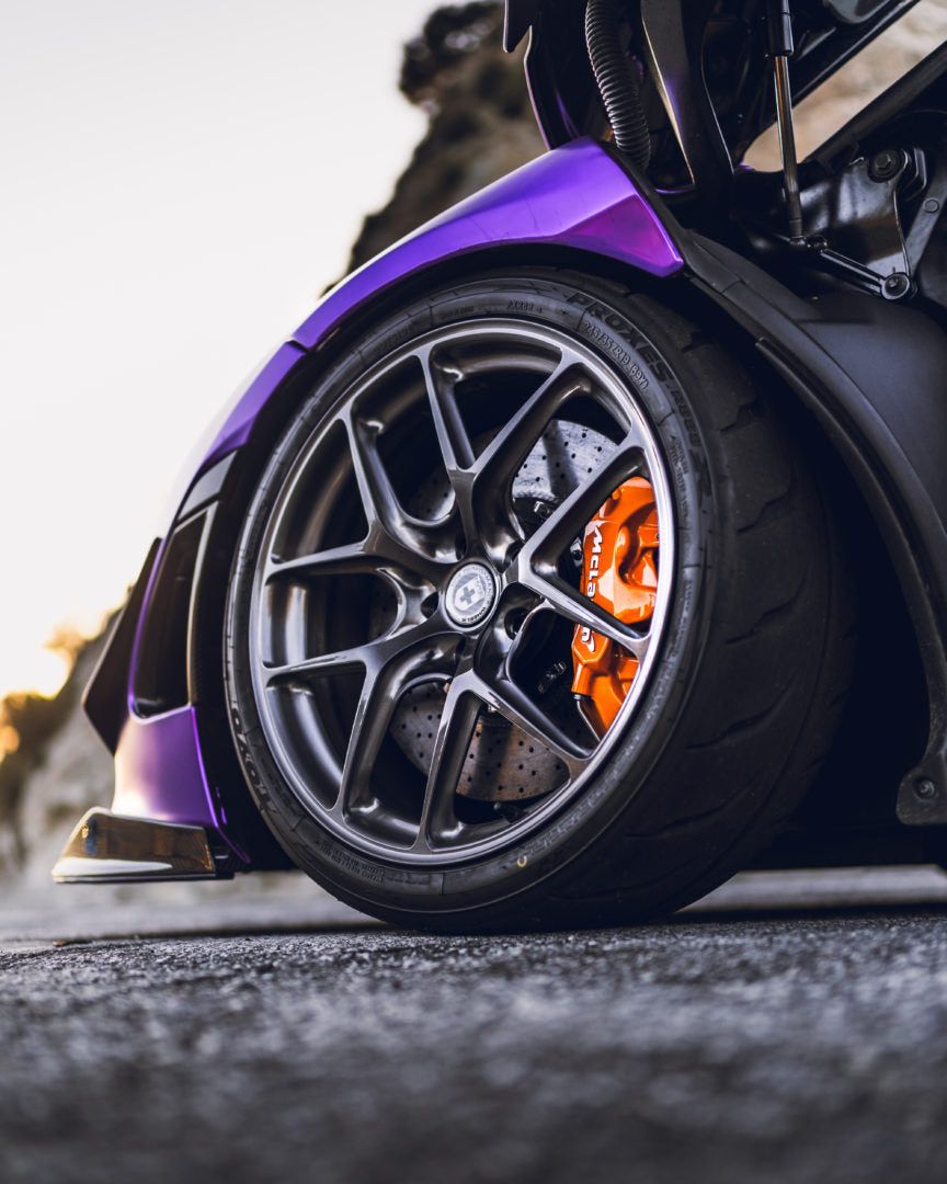 1016 Industries – McLaren 720s Fenders