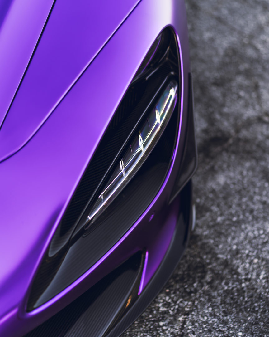 1016 Industries – McLaren 720s Side Skirts