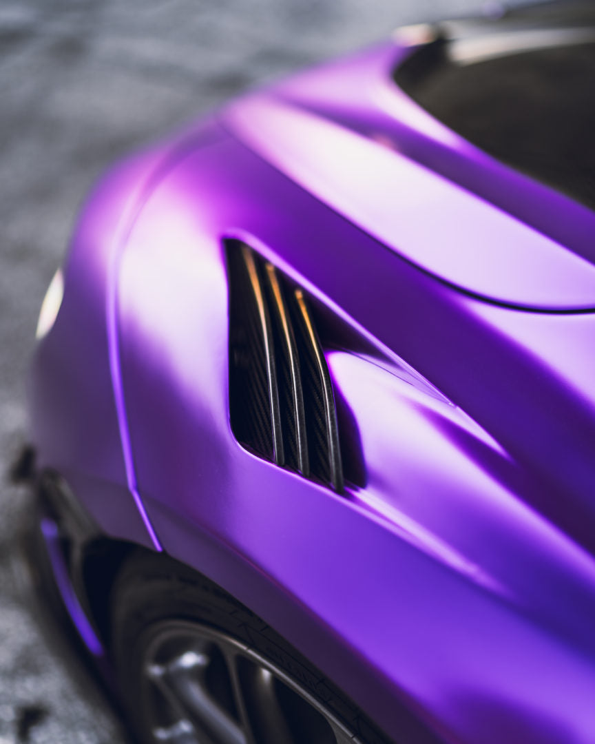 1016 Industries – McLaren 720s Side Bumper Intakes