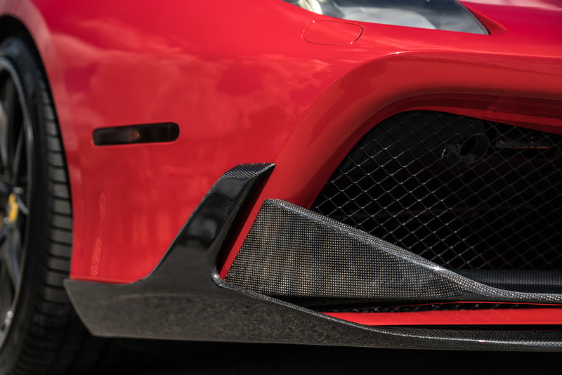 1016 Industries – Ferrari 488 Side Intake Vents