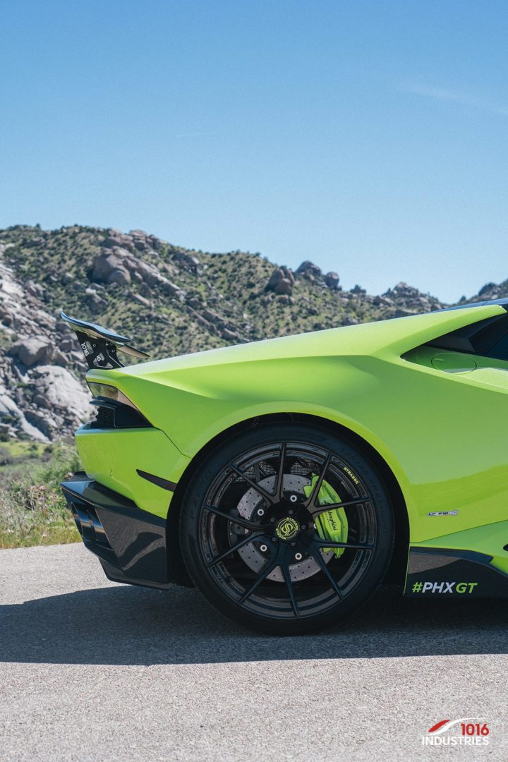 1016 Industries – Lamborghini Huracan LP610 Side Skirts