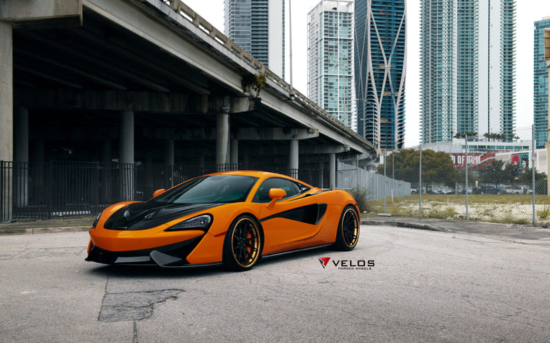 1016 Industries – McLaren 570s Race Hood