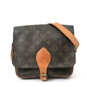 Louis Vuitton Cartouchiere MM