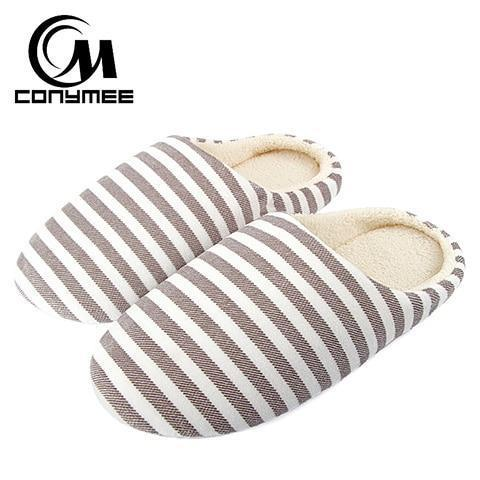 Conymee Coffee Brown Home Slippers Big Sizes For Women