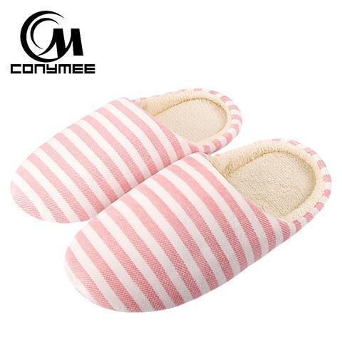 Conymee Pink Home Slippers Big Sizes For Women
