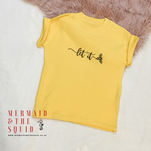 Load image into Gallery viewer, Let it Bee T-Shirt - infant