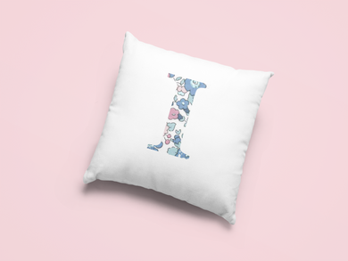 Liberty Of London, Betsy Light Blue, personalised Cushion Cover