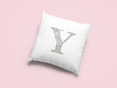 Liberty Of London, Michelle, personalised Cushion Cover