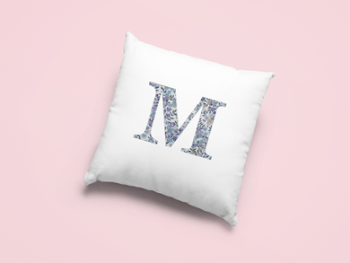Liberty Of London, Wiltshire Berry Blue, personalised Cushion Cover