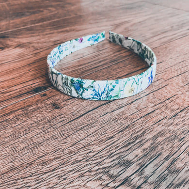 Liberty of London, Wild flowers in colour , Alice Band