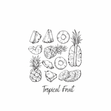 Load image into Gallery viewer, Tropical fruits - Room Fragrance Spray