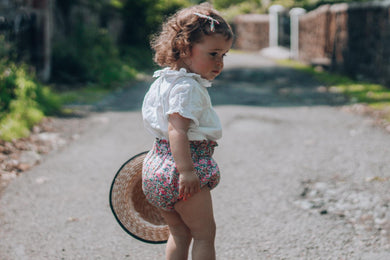 Liberty Of London, Betsy Anne dark pink, Lola Bloomers