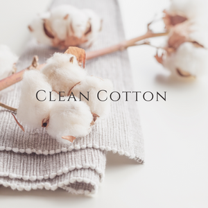 Clean Cotton - Soy Wax Melt