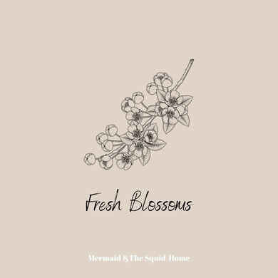Fresh Blossom  - Soy Wax Melt