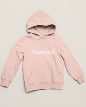 Load image into Gallery viewer, Personalised name hoodie