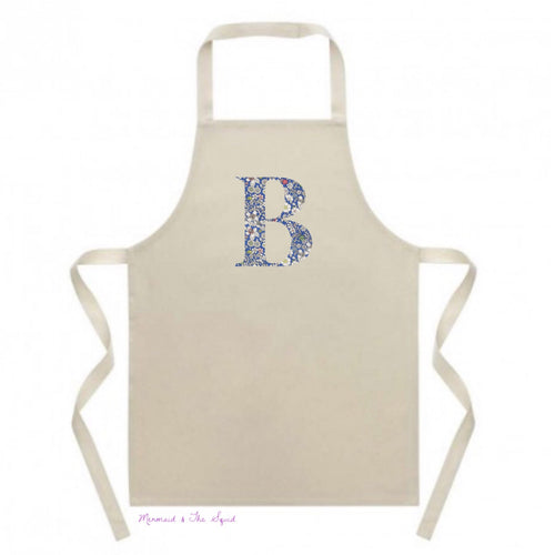 Personalised Liberty of London Apron - Child
