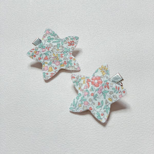 Liberty Katie & Millie, star fringe clips
