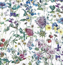 Load image into Gallery viewer, Liberty of London, Wild flowers colour - personalised liberty appliqué - Junior