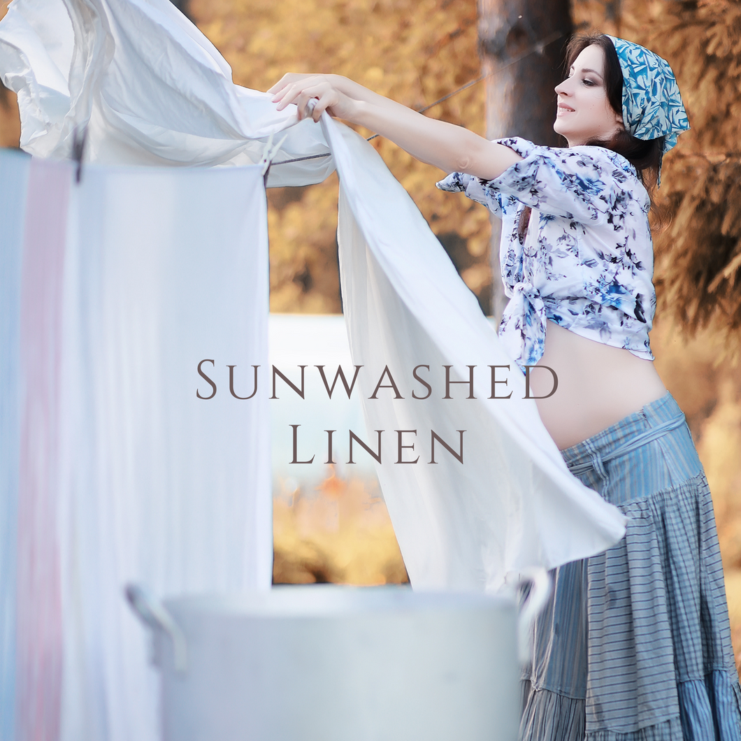 Sunwashed Linen - Soy Wax Melt