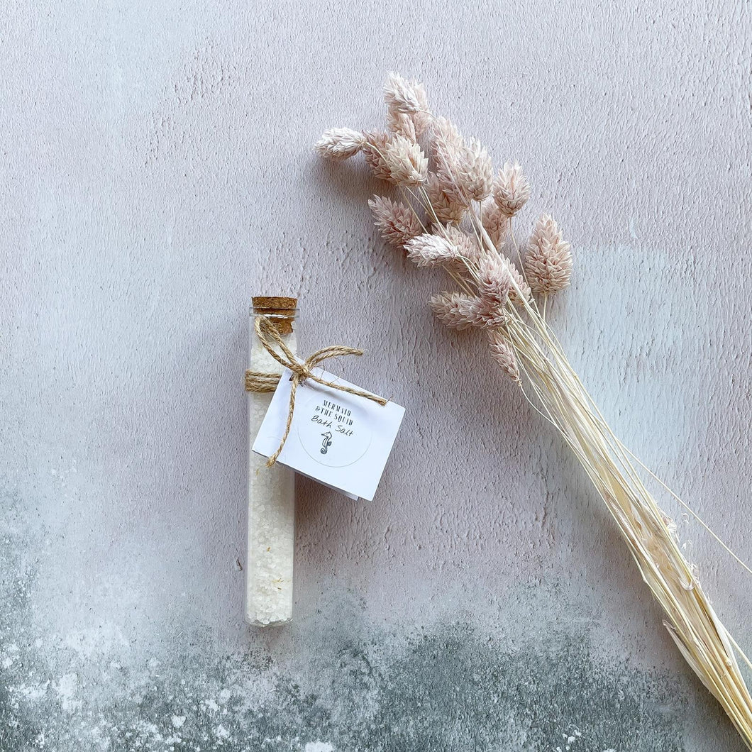 Coconut & Almond Bath Salts