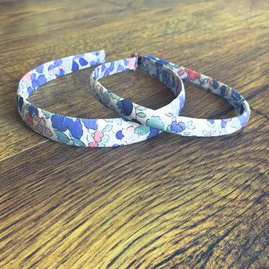Liberty of London, Betsy light blue, Alice Band