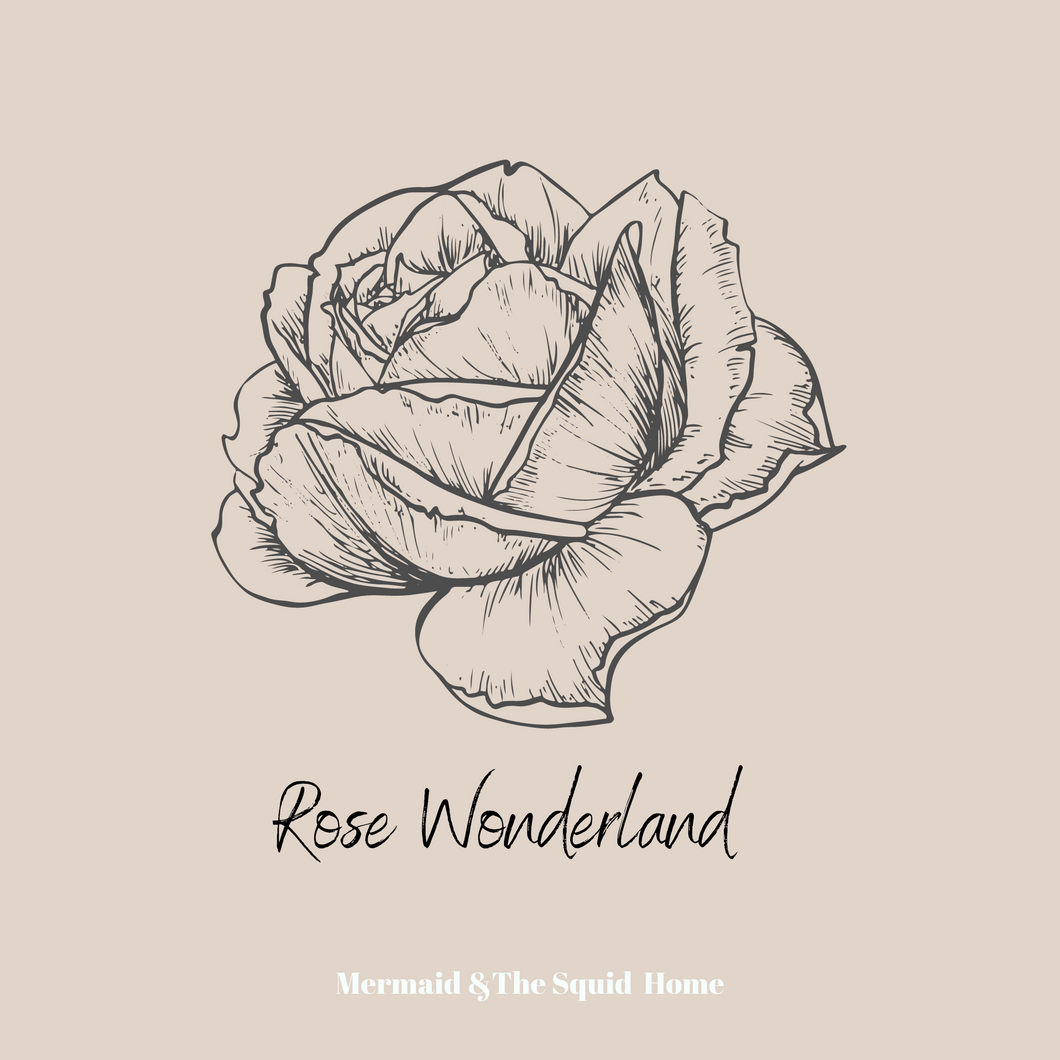 Rose wonderland - Reed Diffuser Oil