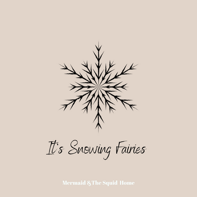It's Snowing Fairies - Soy Wax Melt