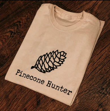 Pinecone hunter , T-Shirt infant