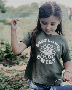 Sunflower child, T-Shirt infant