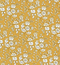 Load image into Gallery viewer, Liberty of London, Capel Mustard - personalised liberty appliqué - Junior