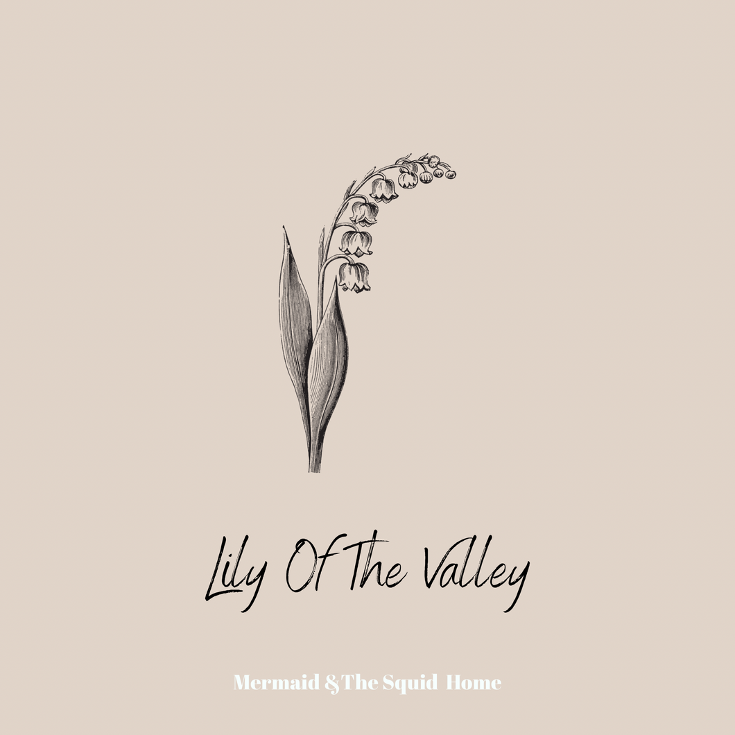 Lily of the valley - Reed Diffuser Oil