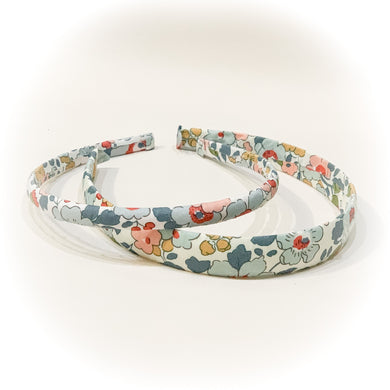 Liberty of London, Betsy blue, Alice Band