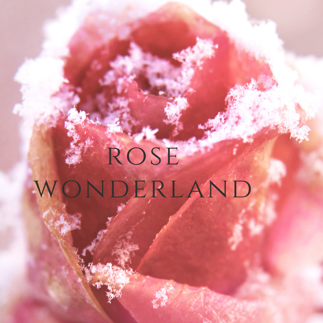 Rose wonderland - Soy Wax Melt