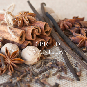 Spiced Vanilla - Soy Wax Melt